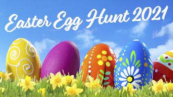 2021 Elk Creek Crossing Easter Egg Hunt